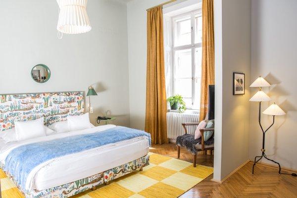 Small Luxury Hotel Altstadt Vienna - фото 2