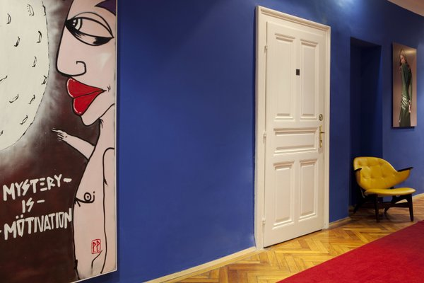 Small Luxury Hotel Altstadt Vienna - фото 20