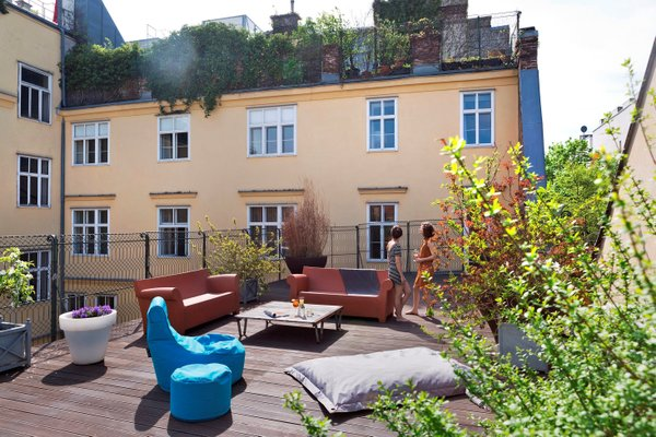 Small Luxury Hotel Altstadt Vienna - фото 22