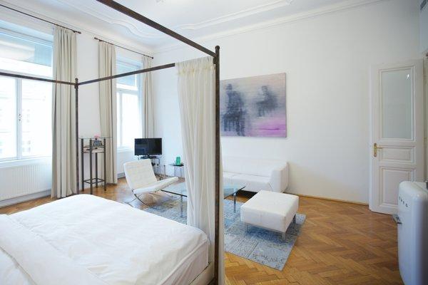 Small Luxury Hotel Altstadt Vienna - фото 3