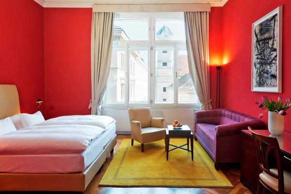 Small Luxury Hotel Altstadt Vienna - фото 4