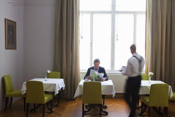 Small Luxury Hotel Altstadt Vienna - фото 5