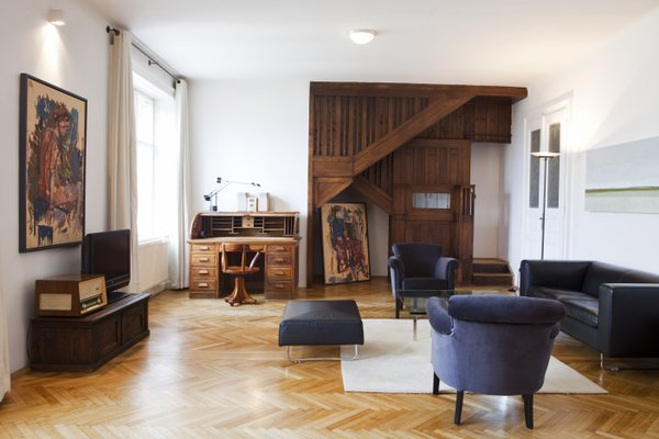 Small Luxury Hotel Altstadt Vienna - фото 7