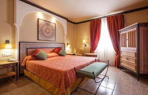 Hotel Ilunion Merida Palace - фото 2