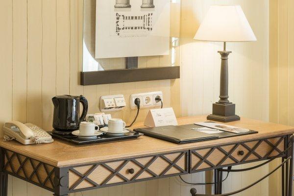 Hotel Ilunion Merida Palace - фото 3