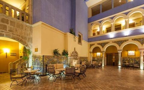 Hotel Ilunion Merida Palace - фото 4