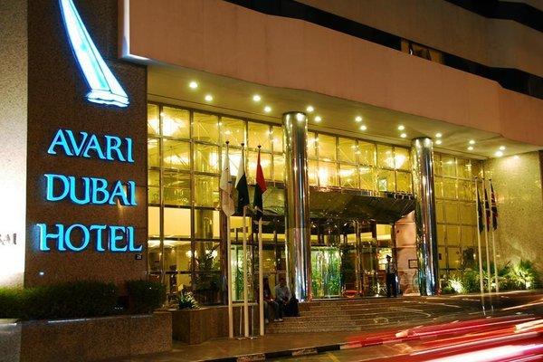 Avari Dubai Hotel - фото 9