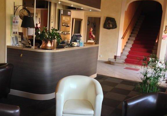 Hotel La Bonbonniere - Dijon - фото 16