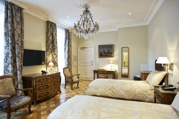 Hotel & Spa Le Bouclier D'or - фото 2