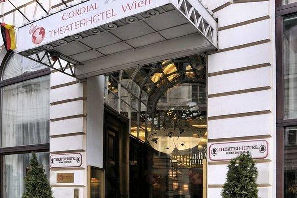 Cordial Theaterhotel Wien - фото 14