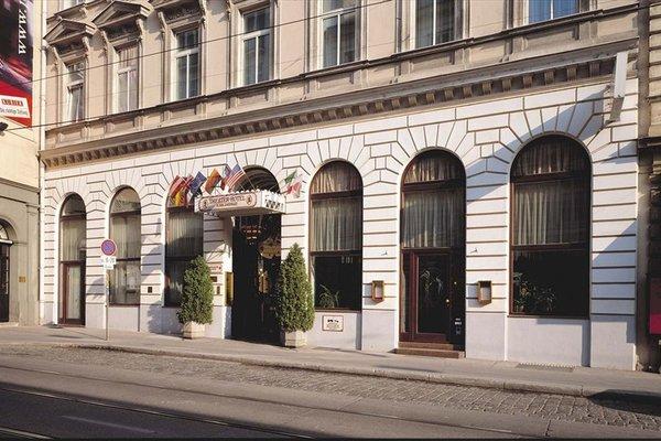 Cordial Theaterhotel Wien - фото 23