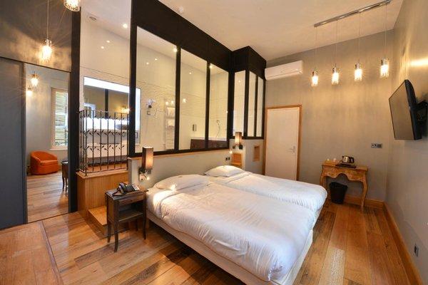 Logis Hotel De La Cote D'or - фото 50