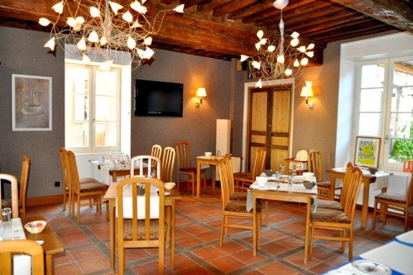 Logis Hotel De La Cote D'or - фото 12
