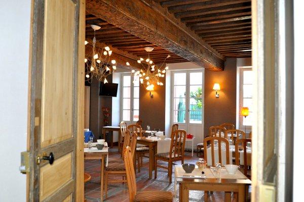 Logis Hotel De La Cote D'or - фото 15
