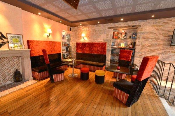 Logis Hotel De La Cote D'or - фото 5