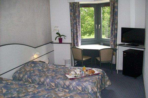 Hotel Restaurant La Tour Romaine - Haguenau - Strasbourg Nord - фото 3