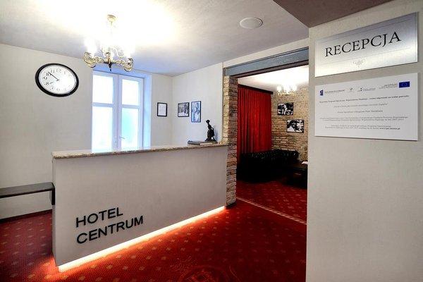 Hotel Centrum Sosnowiec - фото 20