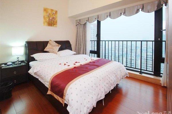 Pazhou Linjiang Shangpin Hotel Apartment - фото 1