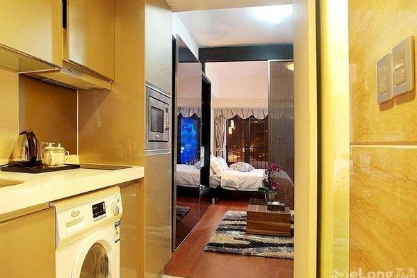 Pazhou Linjiang Shangpin Hotel Apartment - фото 12
