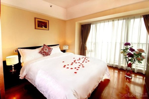 Pazhou Linjiang Shangpin Hotel Apartment - фото 2