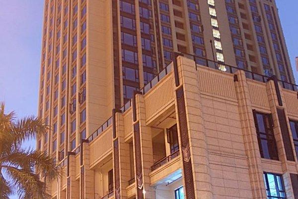 Pazhou Linjiang Shangpin Hotel Apartment - фото 22