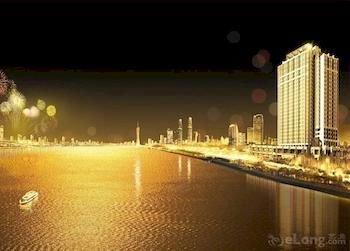 Pazhou Linjiang Shangpin Hotel Apartment - фото 23