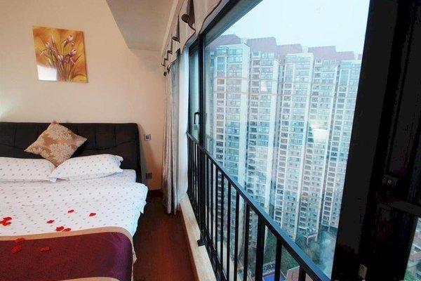 Pazhou Linjiang Shangpin Hotel Apartment - фото 4
