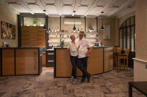 Hotel Restaurant la Charrue - фото 16
