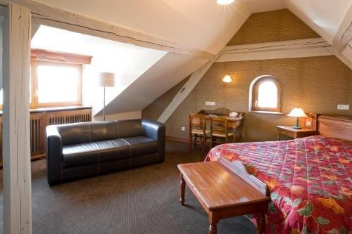 Hotel Restaurant la Charrue - фото 18