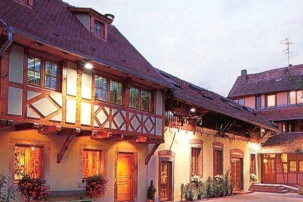 Hotel Restaurant la Charrue - фото 22