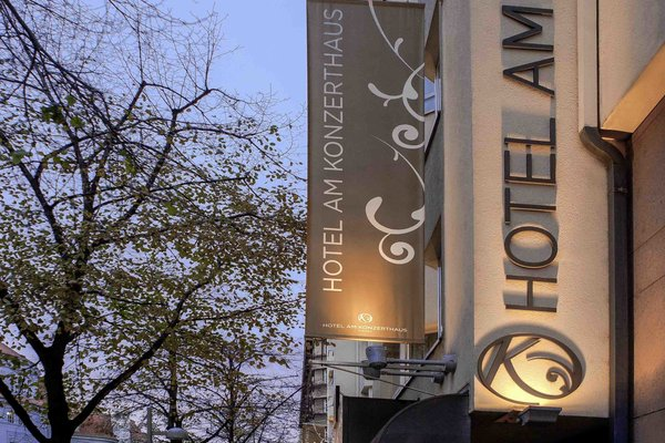 Hotel Am Konzerthaus Vienna - MGallery by Sofitel - фото 20