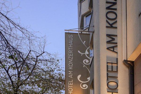 Hotel Am Konzerthaus Vienna - MGallery by Sofitel - фото 22