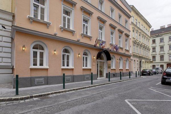 Arthotel ANA Adlon Vienna - фото 19