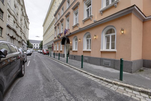 Arthotel ANA Adlon Vienna - фото 22