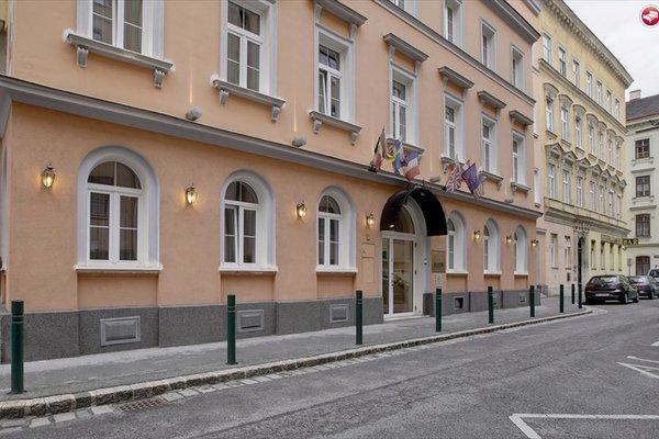 Arthotel ANA Adlon Vienna - фото 23
