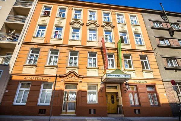 Actilingua Apartment Pension - фото 29