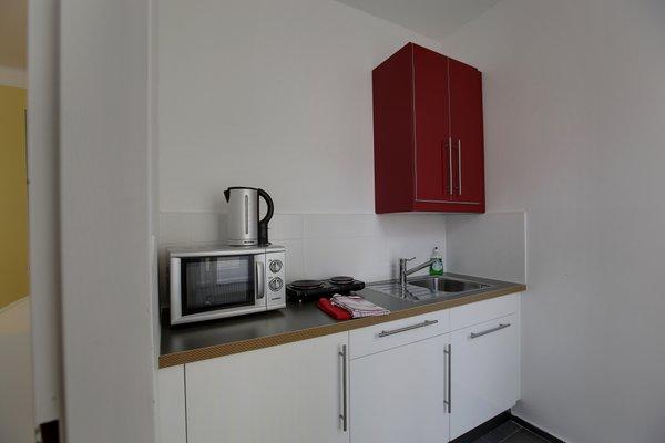 Actilingua Apartment Pension - фото 10