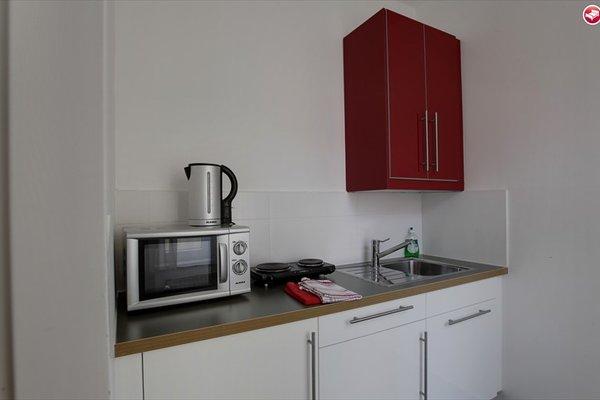 Actilingua Apartment Pension - фото 11