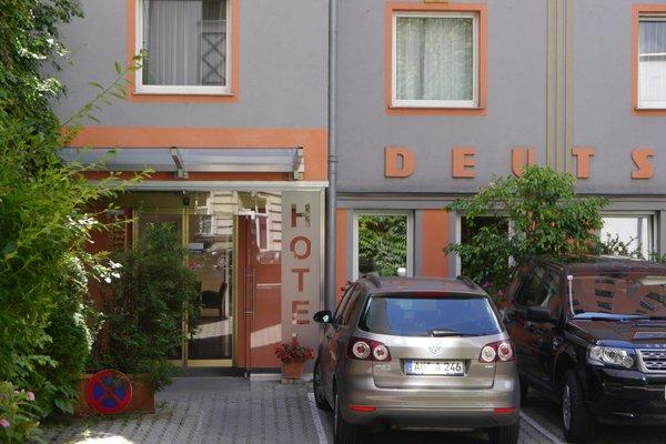City Hotel Deutschmeister - фото 23