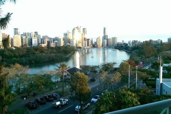 Penthouse Apartment Kangaroo Point - фото 2