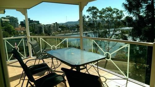 Penthouse Apartment Kangaroo Point - фото 1