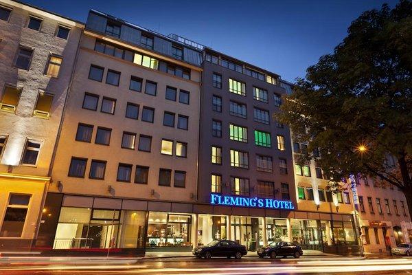 Fleming's Hotel Wien-Westbahnhof - фото 20