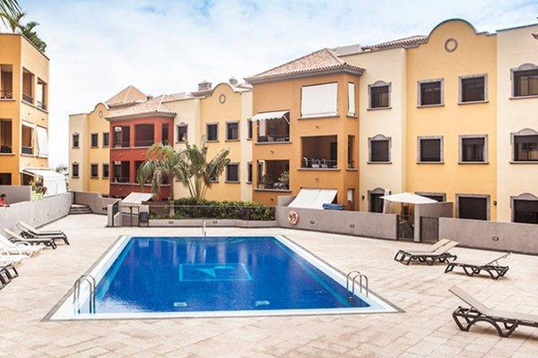 Apartment Residencial El Torreon - фото 10