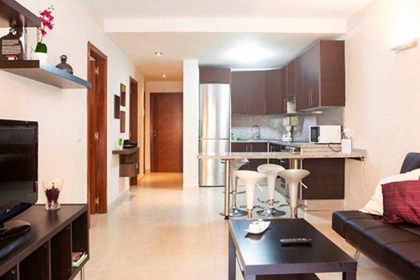 Apartment Residencial El Torreon - фото 4