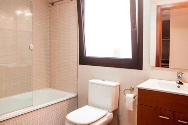 Apartment Residencial El Torreon - фото 9