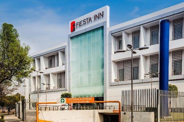 Fiesta Inn Plaza Central Aeropuerto - фото 22