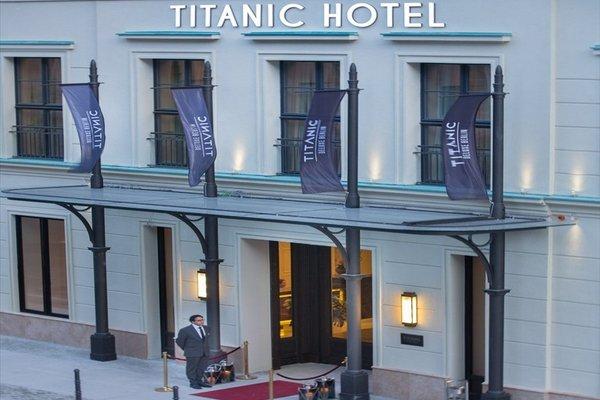 Titanic Gendarmenmarkt Berlin - фото 23