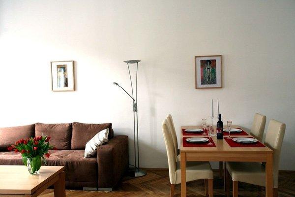 Belvedere Appartements - фото 8