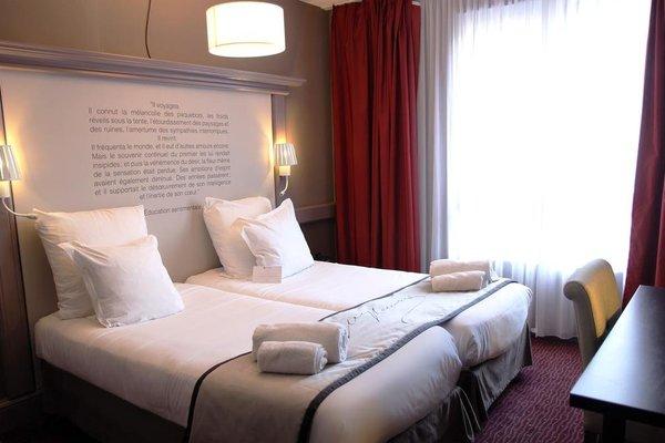 BEST WESTERN Hotel Litteraire Gustave Flaubert - фото 1