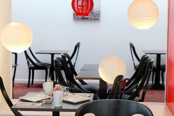 BEST WESTERN Hotel Litteraire Gustave Flaubert - фото 12